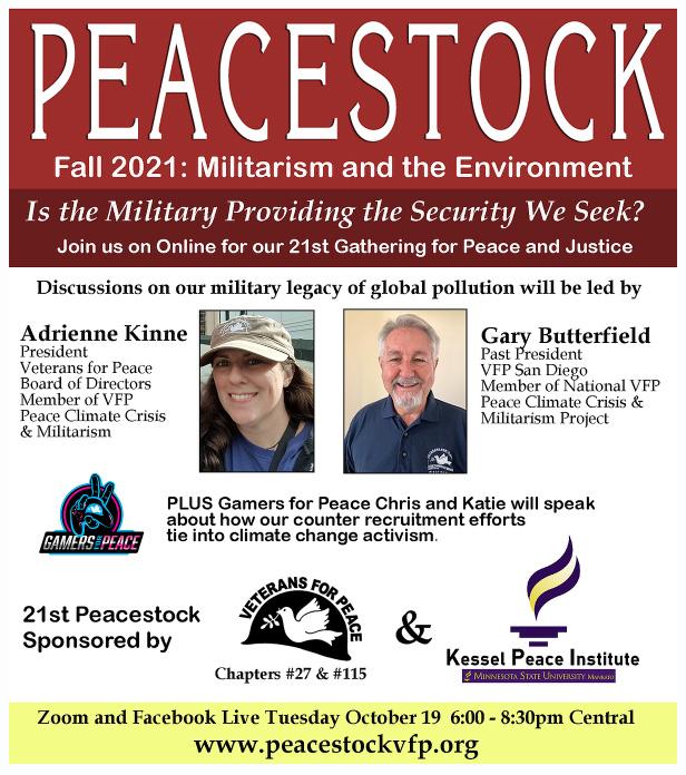 Peacestock Fall 2021